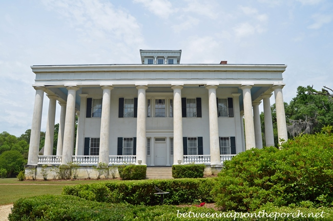 Greenwood Plantation in St. Francisville, Louisiana
