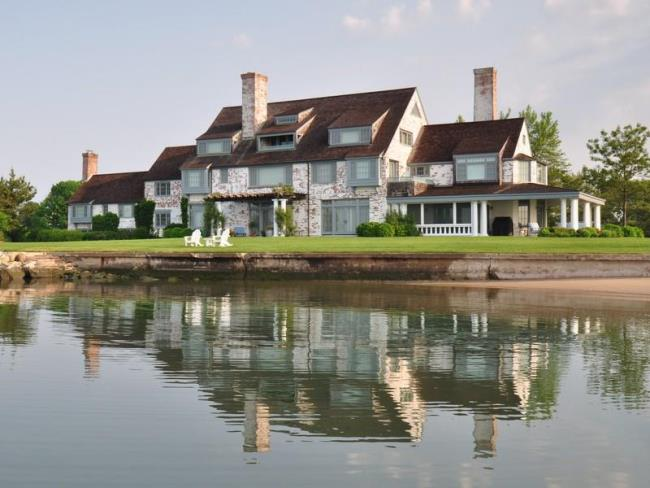 Katharine Hepburn, Old Saybrook Fenwick Connecticut Home For Sale