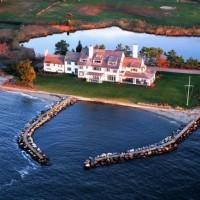 Tour Katharine Hepburn's Saybrook, Connecticut Beach Home