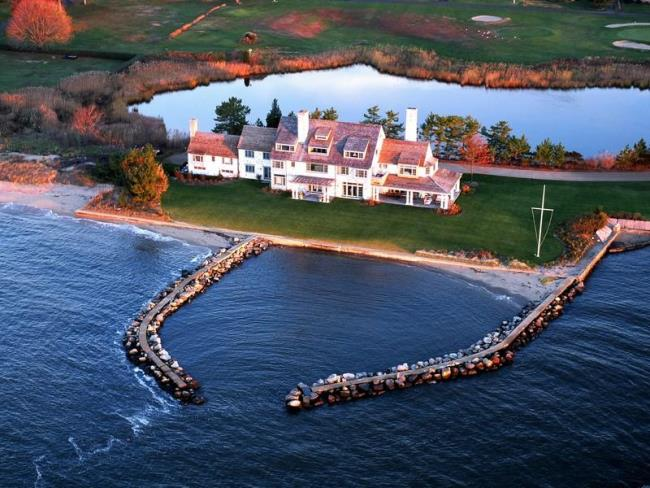 Katharine Hepburn, Old Saybrook Fenwick Connecticut Home For Sale 18