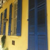 The Colorful Shutters of New Orleans, Plus A Video