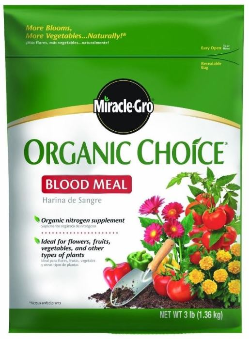 Organic Blood Meal