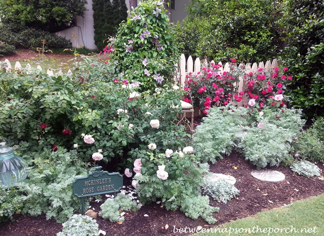 Perennial Garden for a Daughter