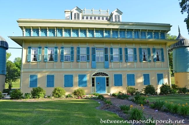 San Francisco Plantation, Garyville Louisiana 1_wm
