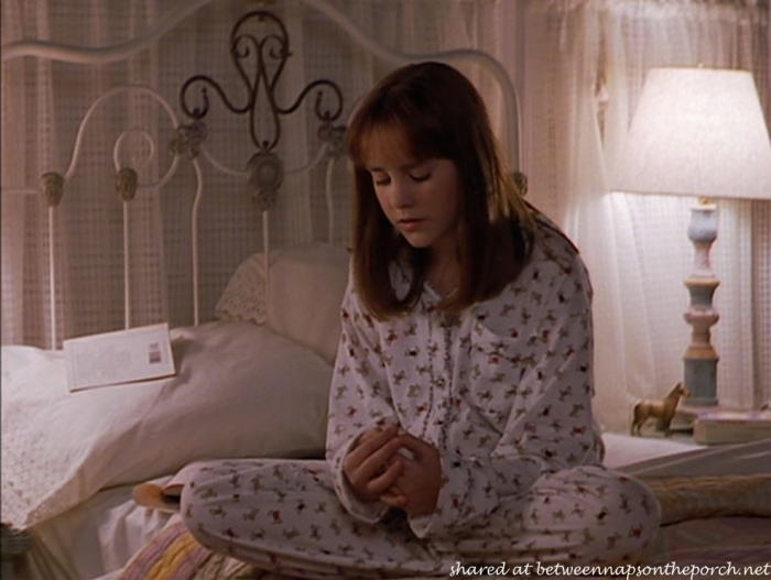 Anna's Bedroom in Stepmom Movie