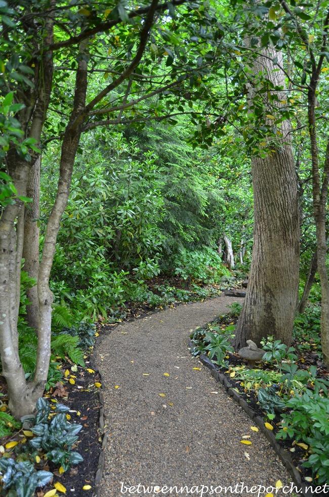 Atlanta Botanical Garden, Gardens for Connoisseurs Tour 09