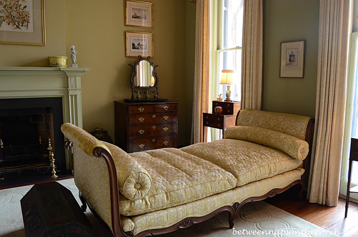Daybed in Williams Home in New Orleans