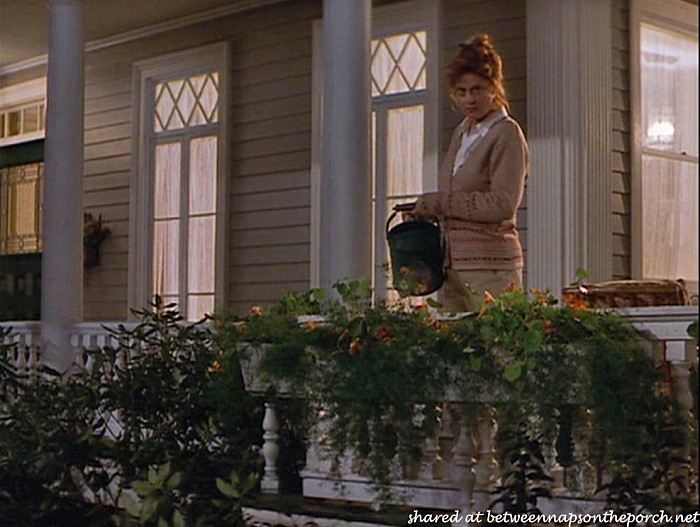 Flower Boxes, Victorian Home in Stepmom Movie
