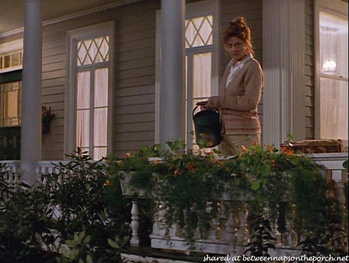 Flower Boxes, Victorian Home in Stepmom Movie