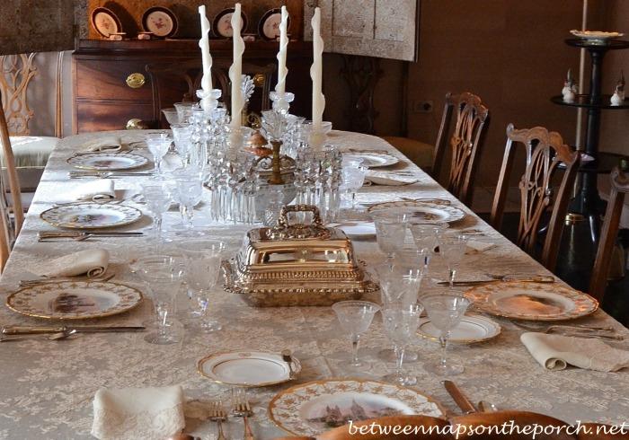 General L. Kemper & Leila Williams House Mueseum Dining Room, New Orleans