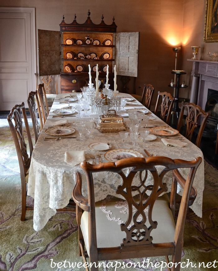General L. Kemper & Leila Williams House Mueseum Dining Room, New Orleans_wm