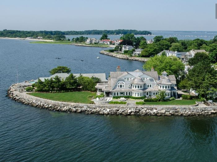 Greenwich CT Coastal Home