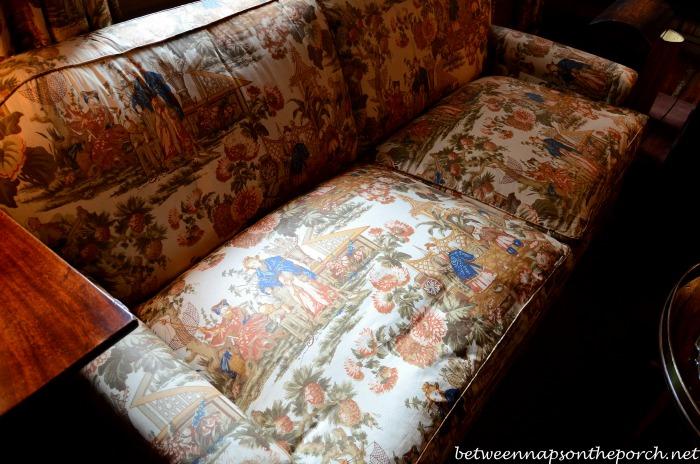 Sofa in General L. Kemper Williams Library