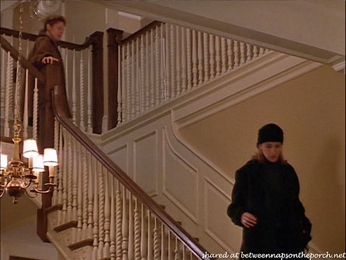 Staircase in Movie, Stepmom