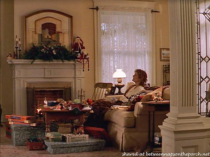 Stepmom Living Room with Susan Sarandon