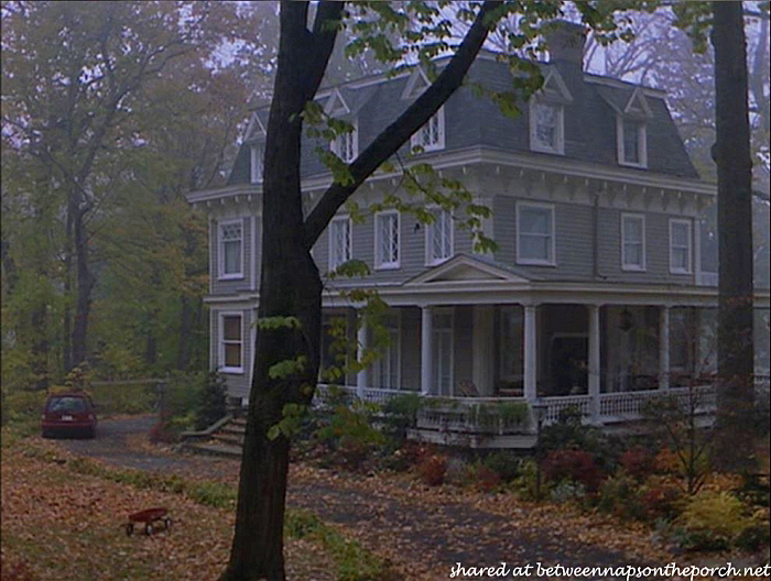 House in stepmom movie is real take the tour for Dream home book tour