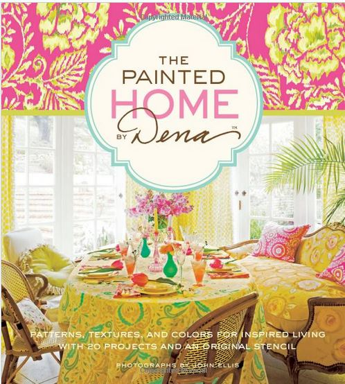 The Painted Home by Dena Fishbein