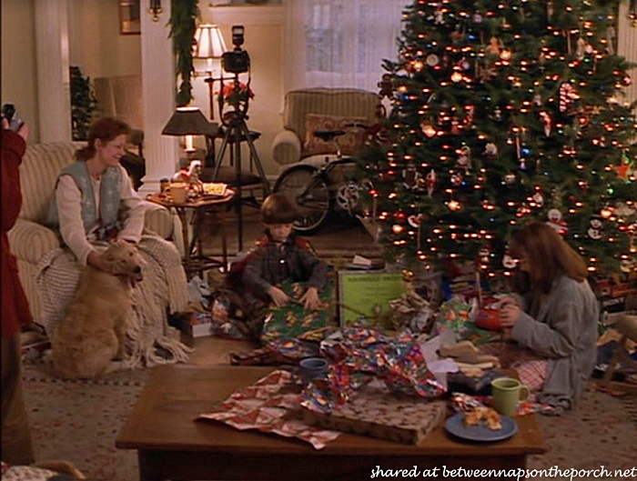 Victorican House Living Room in Stepmom Movie