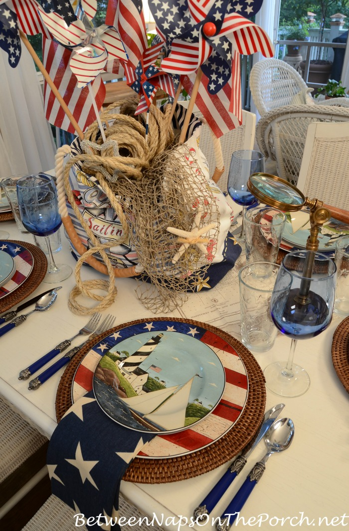 4th of July Nautical Table Setting Tablescape 05_wm