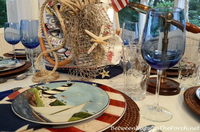 4th of July Nautical Table Setting Tablescape 07_wm