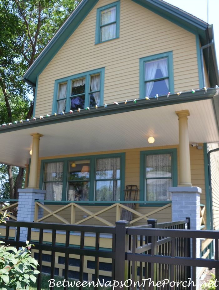 A Christmas Story House Porch_wm