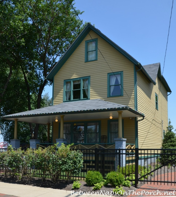 A Christmas Story House W. 11th Street, Cleveland Ohio