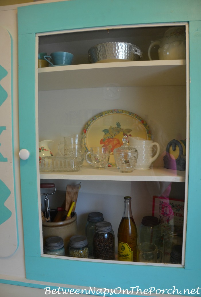 A Christmas Story Movie House Kitchen Cabinet