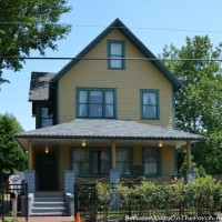 Tour A Christmas Story Movie House: The House & Neighborhood