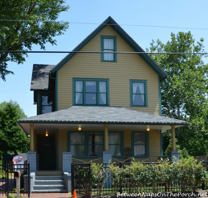 A Christmas Story Movie House, W. 11th Street, Cleveland Ohio