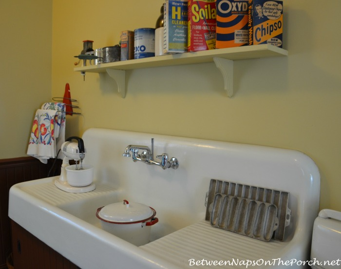 A Christmas Story Sink