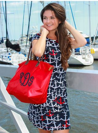 Anchor Dress from Hatley