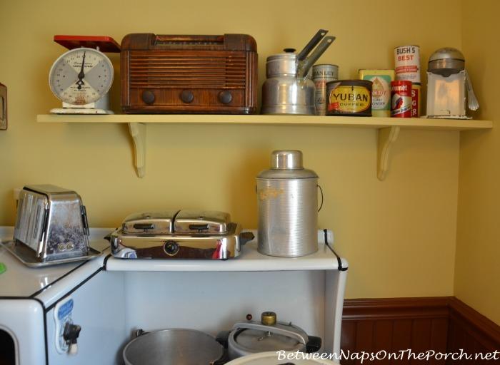 Antique Radio, A Christmas Story Movie House