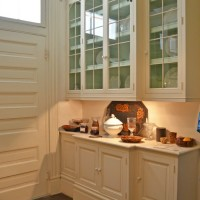 Rosedown Plantation: In The Butler's Pantry