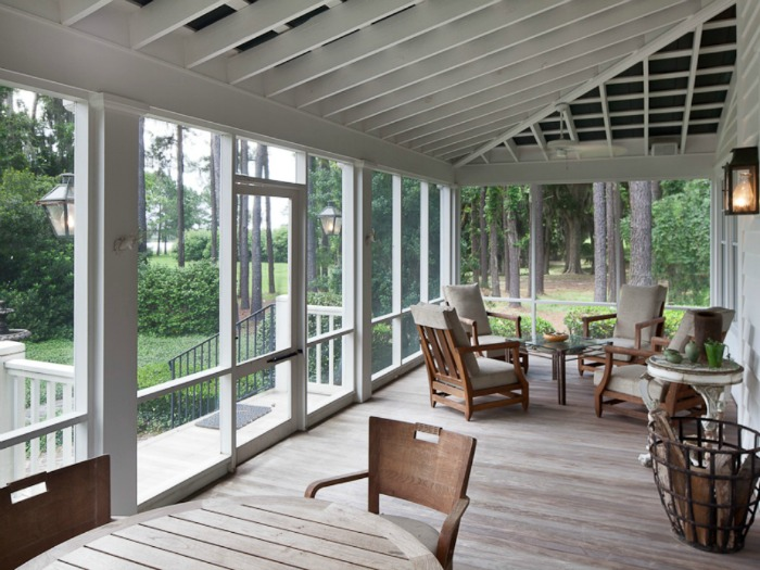 Cottage Screen Porch