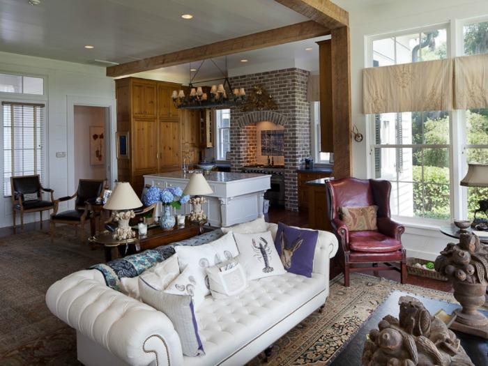 Cozy Living Room or Den
