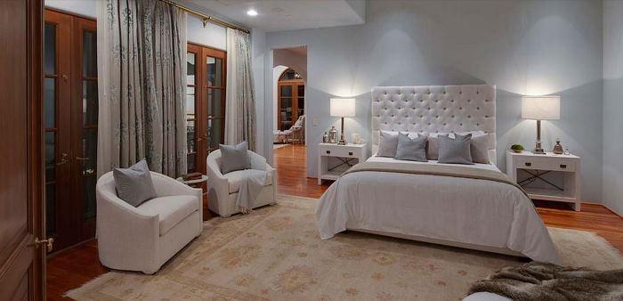 Heidi Klum's Brentwood Estates California Home