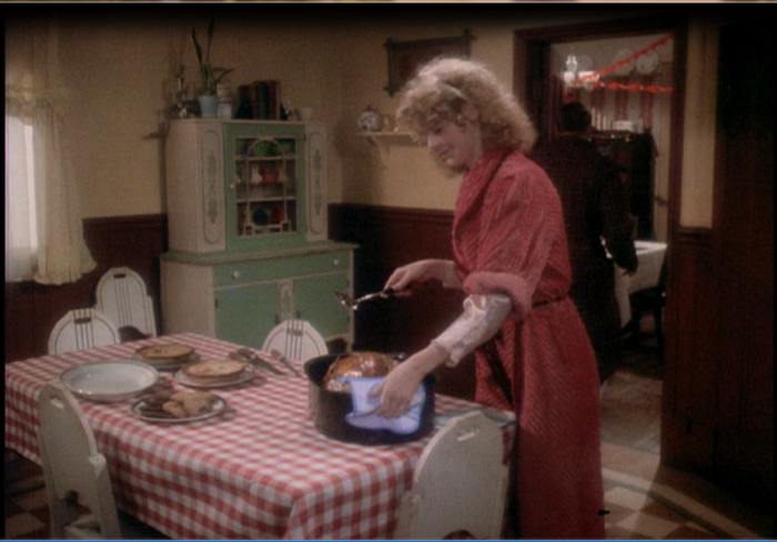Kitchen in A Christmas Story Movie 3