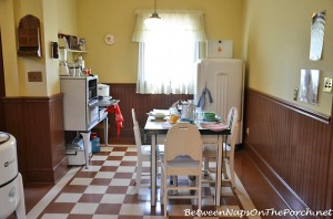 Kitchen in A Christmas Story Movie House