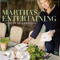 Martha's Entertaining by Martha Stewart 2