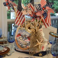 How To Make A Tote Bag Centerpiece