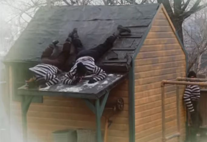 Shed in Movie, A Christmas Story