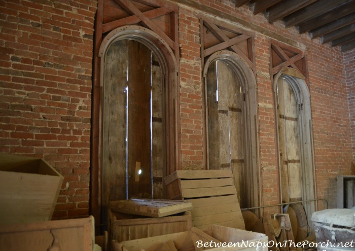 Unfinished Interior of Longwood in Natchez MS