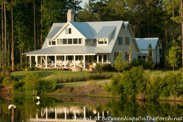 Tour The Beautiful  Southern Living Idea House In Bluffton South Carolina