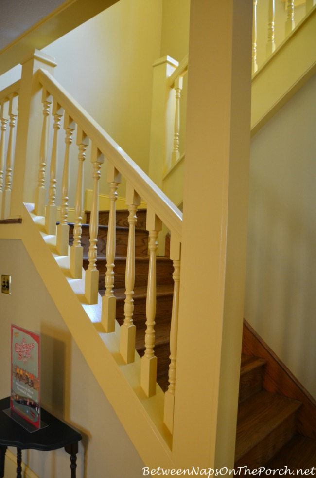 A Christmas Story Movie House Staircase