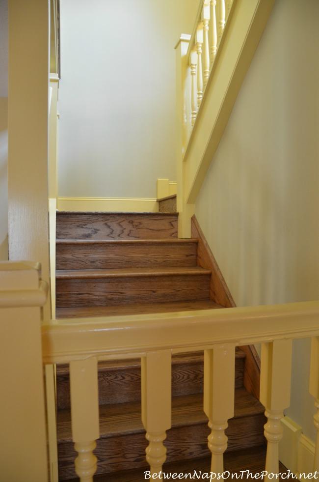 A Christmas Story Movie House, Staircase