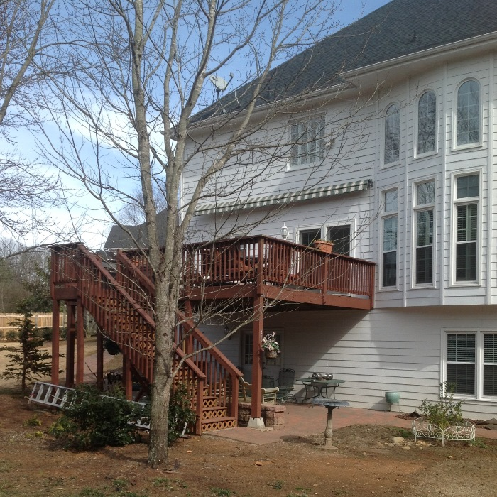Add Screened Porch to Home