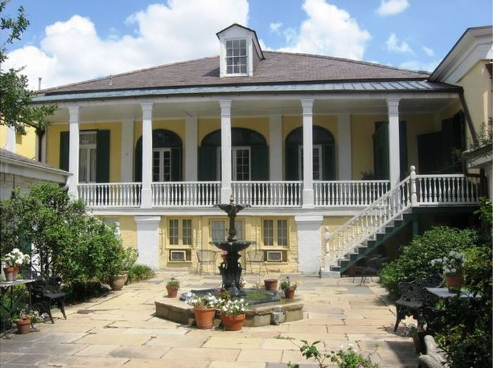 Bearegard Keyes Home, New Orleans Louisiana