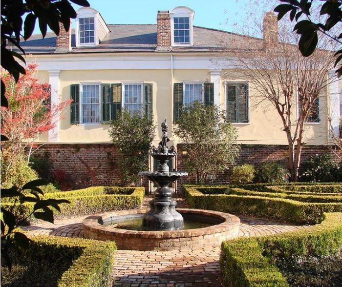 Beauregard Keyes Garden, New Orleans