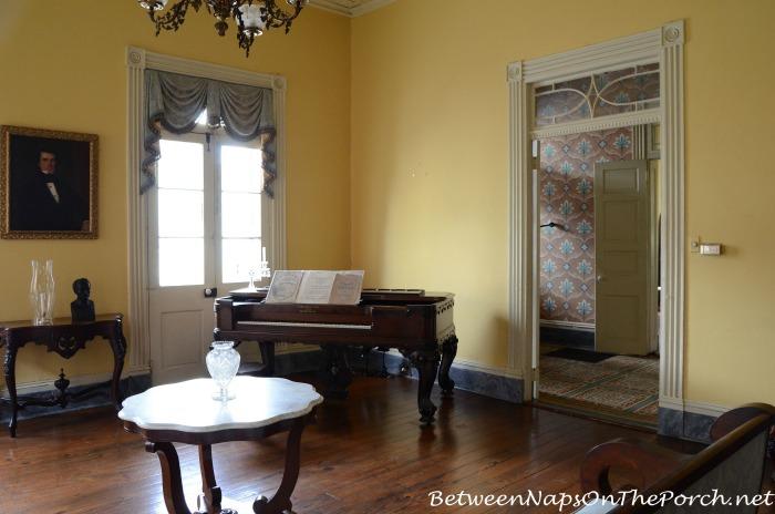 Beauregard Keyes House & Garden Museum 04_wm