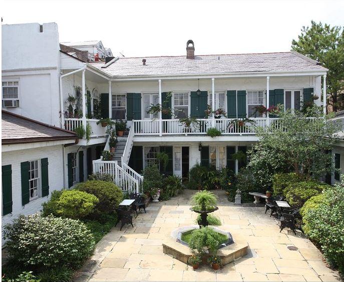 Beauregard Keyes House & Garden Museum